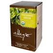 Allegro Fine Tea, Organic, Pomegranate Green Tea, 20 Tea Bags, 1.4 oz (40 g) - iHerb.com