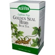 Alvita Teas, Golden Seal Herb Bulk Tea, Caffeine Free, 2 oz (57 g) - iHerb.com