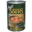 Amy\'s, Organic Soups, Low Fat Minestrone, 14.1 oz (400 g) - iHerb.com