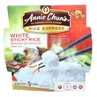 Annie Chun\'s, Rice Express, White Sticky Rice, 7.4 oz (210 g) - iHerb.com