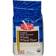 Arrowhead Mills, Whole Grain, Organic Stone Ground Whole Wheat Flour, 80 oz (5 lb) 2.27 kg - iHerb.com