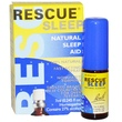 Bach, Original Flower Remedies, Rescue Sleep, Natural Sleep Aid Spray, 0.245 fl oz (7 ml) - iHerb.com
