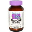 Bluebonnet Nutrition, Multi One, Single Daily Multiple, 120 Vcaps - iHerb.com