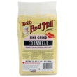 Bob\'s Red Mill, Cornmeal, Fine Grind, 24 oz (680 g) - iHerb.com