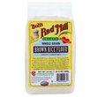 Bob\'s Red Mill, Organic, Whole Grain Brown Rice Flour, 24 oz (680 g) - iHerb.com