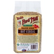 Bob\'s Red Mill, Organic, Cracked Wheat Hot Cereal, 24 oz (680 g) - iHerb.com