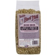 Bob\'s Red Mill, Diced Dried Apple Pieces, Unsweetened, 6 oz (170 g) - iHerb.com
