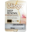 Blistex, Deep Renewal, Anti-Aging Treatment, Lip Protectant/Sunscreen, SPF 15, .13 oz (3.69 g) - iHerb.com