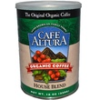 Cafe Altura, Organic Coffee, House Blend, 12 oz (339 g) - iHerb.com