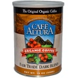 Cafe Altura, Organic Coffee, Fair Trade Dark Blend, 12 oz (339 g) - iHerb.com
