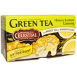 Celestial Seasonings, Green Tea, Honey Lemon Ginseng, 20 Tea Bags, 1.5 oz (42 g) - iHerb.com