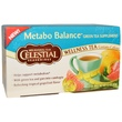 Celestial Seasonings, Metabo Balance, Wellness Tea, 20 Tea Bags (8 fl oz) Each - iHerb.com