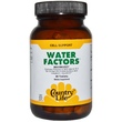 Country Life, Gluten Free, Water Factors, Maximized, 90 Tablets - iHerb.com