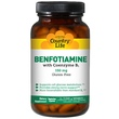 Country Life, Benfotiamine, with Coenzyme B1, 150 mg, 60 Veggie Caps - iHerb.com