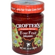Crofter\'s Organic, Premium Spread, Four Fruit, 10 oz (283 g) - iHerb.com