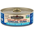 Crown Prince Natural, Tongol Tuna, Chunk Light - No Salt Added, In Spring Water, 5 oz (142 g) - iHerb.com