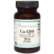 Fairhaven Health, Co-Q10, 100 mg, 60 Softgels - iHerb.com