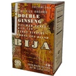 Flora, Bija, Herbal Tea Blend, Certified Organic Double Ginseng, Caffeine-Free, 20 Fresh-Sealed Tea Bags, 1.62 oz (46 g) - iHerb.com