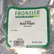 Frontier Natural Products, Cracked Black Pepper, 16 oz (453 g) - iHerb.com