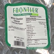 Frontier Natural Products, White Cheddar Cheese Flavoring Powder, 16 oz (453 g) - iHerb.com