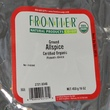 Frontier Natural Products, Organic Ground Allspice, 16 oz (453 g) - iHerb.com