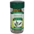 Frontier Natural Products, Bay Leaf, Whole, 0.15 oz (4 g) - iHerb.com