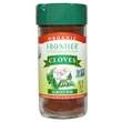 Frontier Natural Products, Organic Cloves, Ground, 1.90 oz (53 g) - iHerb.com