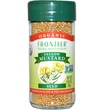 Frontier Natural Products, Organic Yellow Mustard Seed, 3.05 oz (86 g) - iHerb.com