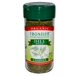 Frontier Natural Products, Organic Dill Weed, Chopped, 0.71 oz (20 g) - iHerb.com