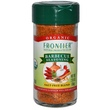 Frontier Natural Products, Organic Barbecue Seasoning, Salt-Free Blend, 2.05 oz (58 g) - iHerb.com