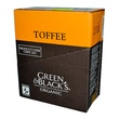 Green & Black\'s Chocolate, Organic Milk Chocolate, Toffee, 10 Bars, 3.5 oz (100 g) Each - iHerb.com