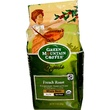 Green Mountain Coffee, Organic Whole Bean, French Roast, Regular, Dark Roast, 10 oz (283 g) - iHerb.com