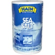 Hain Pure Foods, Sea Salt, 26 oz (737 g) - iHerb.com