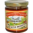 Heavenly Organics, Органический сырой мед из гималайской акации, 12 унций (340 г) - iHerb.com