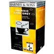 Harney & Sons, Organic Earl Grey, Scented Black Tea, 20 Tea Bags, 1.42 oz (40 g) - iHerb.com