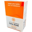 Health Warrior, Inc., Chia Bar, Chocolate Peanut Butter, 100% Natural, 15 Bars, .88 oz (25 g) Each - iHerb.com