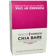 Health Warrior, Inc., Chia Bars, Dark Chocolate Cherry, 15 Bars, 25 g Each - iHerb.com