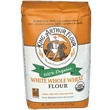 King Arthur Flour, White Whole Wheat Flour, 5 lbs (2.27 kg) - iHerb.com
