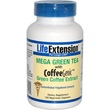 Life Extension, Mega Green Tea with CoffeeGenic, Green Coffee Extract, 120 Veggie Caps - iHerb.com