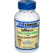Life Extension, CoffeeGenic, Green Coffee Extract with Glucose Control Complex, 90 Veggie Caps - iHerb.com