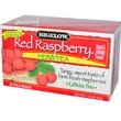 Bigelow, Herb Tea, Red Raspberry, Caffeine Free, 20 Tea Bags, 1.18 oz (33 g) - iHerb.com