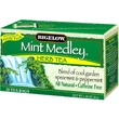 Bigelow, Herb Tea, Mint Medley, Caffeine Free, 20 Tea Bags, 1.30 oz (36 g)  - iHerb.com