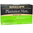 Bigelow, Plantation Mint, Black Tea, 20 Tea Bags, 1.18 oz (33 g) - iHerb.com