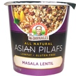 Dr. McDougall\'s, Right Foods, Asian Pilafs, Masala Lentil, 2.6 oz (73 g) - iHerb.com