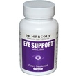 Dr. Mercola, Premium Supplements, Eye Support, with Lutein, 30 Capsules - iHerb.com