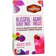 Madhava Natural Sweeteners, Agave Five Drink Mix, Blissful Berry Twist, 6 Packets, 0.67 oz (19 g) - iHerb.com