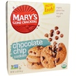 Mary\'s Gone Crackers, Organic, Chocolate Chip Cookies,  5.5 oz (155 g) - iHerb.com