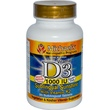 Michael\'s Naturopathic, Vitamin D3 with Vitamin K2, Natural Apricot Flavor, 1000 IU, 90 Sublingual Tablets - iHerb.com