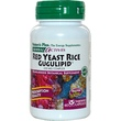 Nature\'s Plus, Herbal Actives, Red Yeast Rice Gugulipid, 60 Veggie Caps - iHerb.com