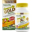 Nature\'s Plus, Source of Life Gold, The Ultimate Multi-Vitamin Supplement, 90 таблеток - iHerb.com